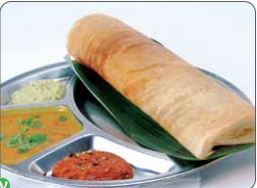 Cheese Dosa