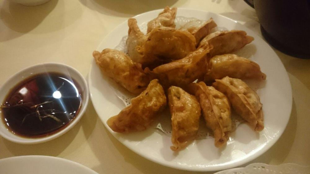 Deep Fried Dumplings, 鍋贴