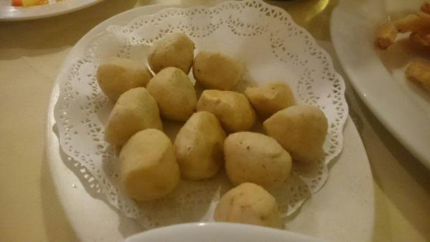 Fried Cuttlefish Ball, 花枝丸