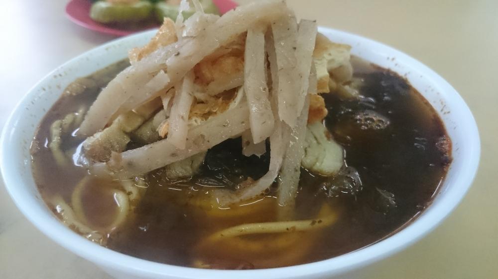 IPoh Prawn Noodles, 虾面