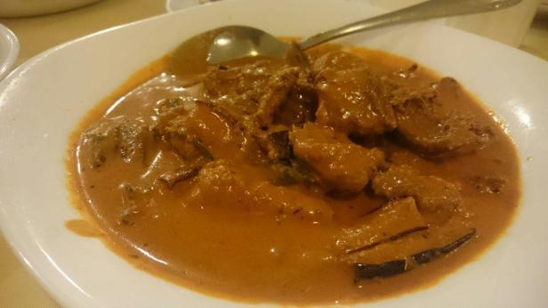 Mutton Curry,咖哩素羊肉