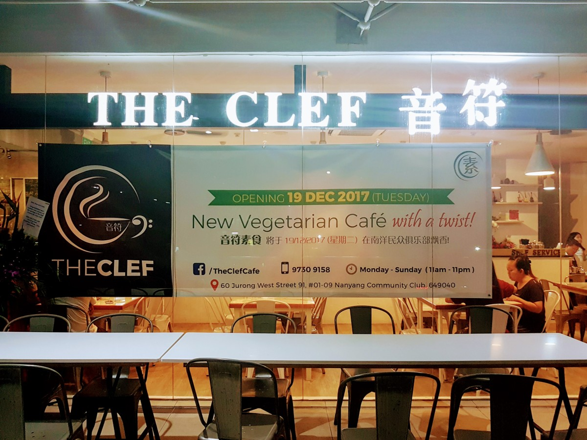 The Clef Cafe, 音符