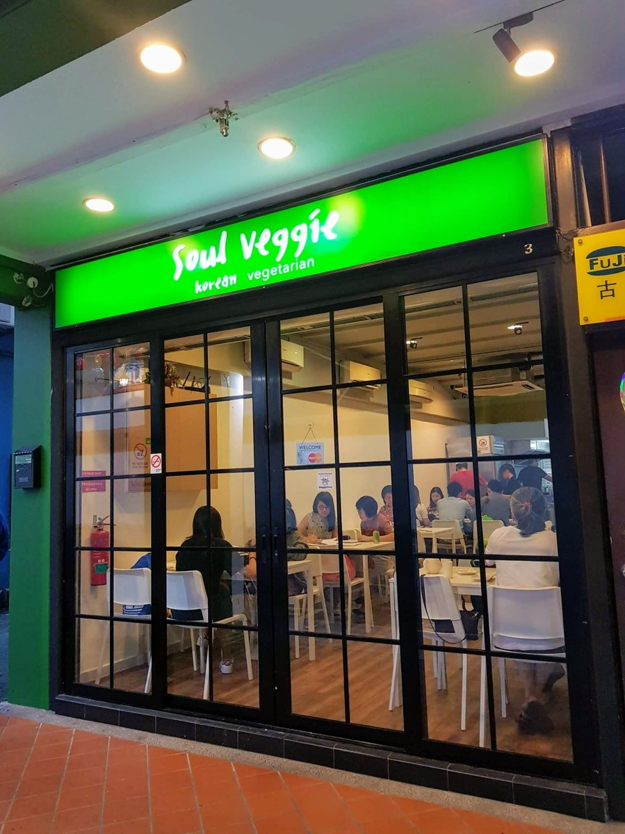 Soul Veggie Korean Restaurant