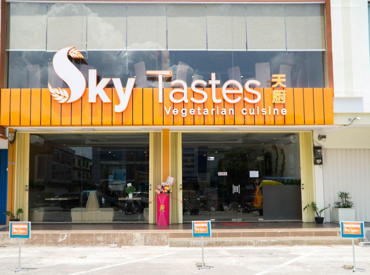 Sky Tastes Vegetarian Cuisine, 天厨